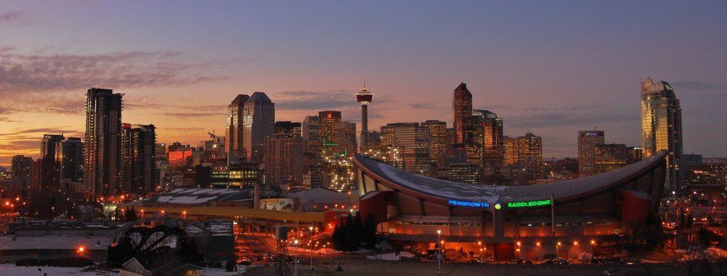 Calgary by Skeeze