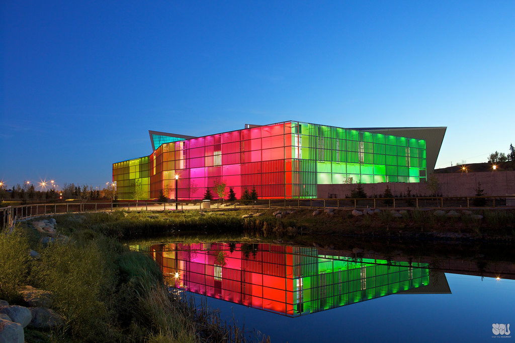 Telus Spark Science Centre by Small Time Visionary